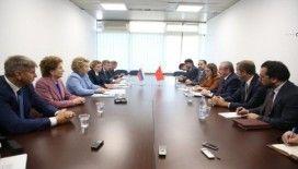 """TBMM Başkanı Şentop: """"Barış Pınarı Harekatı hedefine uygun şekilde devam ediyor"""""""