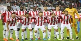 Sivasspor'da 'sarı kart' alarmı