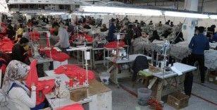 Batman'da 'tekstil yatırımı' atağı