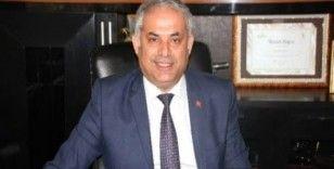 Başkan Yaman'dan ABD'nin yaptırım kararına sert tepki