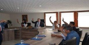 Emet Belediye Meclisi'nden Barış Pınarı Harekatı'na destek