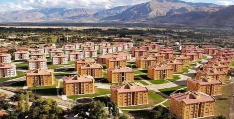 Erzincan'da Eylül ayında 309 konut satıldı