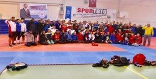 Kick Boks Milli Takımı, Demirkazık'ta hazırlanıyor