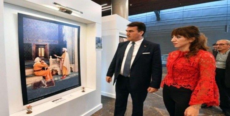 Dündar, dünyaca ünlü tablonun başrolünde