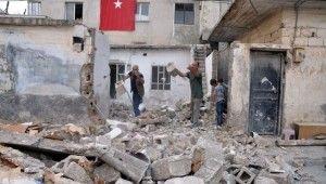 İşte Pkk ve Ypg'nin Akçakale'deki sivillere yaptığı saldırıların bilançosu