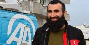 Diriliş Ertuğrul'un 'Abdurrahman Alp'i oyuncu Celal Al Akçakale'de