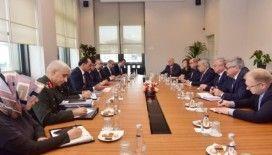 Cumhurbaşkanlığı Sözcüsü Kalın, Rusya Federasyonu Suriye Özel Temsilcisi Lavrentyev ile görüştü