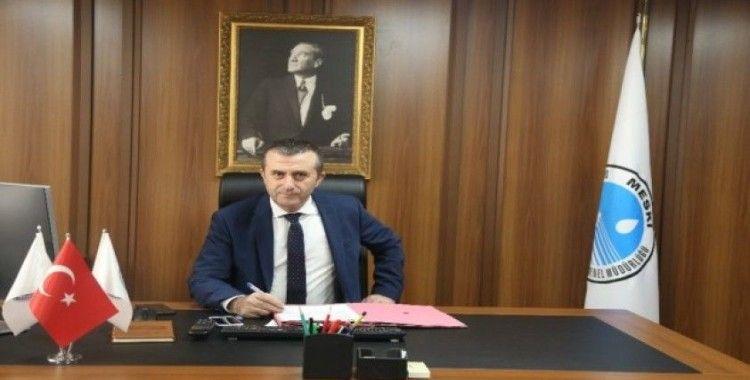 Başkan Seçer, MESKİ'ye Alaeddin Alkaç'ı atadı