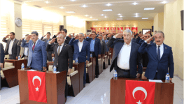 İl Genel Meclisi Mehmetçik için olağanüstü toplandı