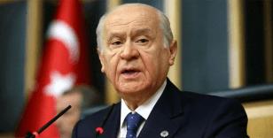 """MHP Genel Başkanı Bahçeli: """"Barış Pınarı Harekatı, Türkiye'nin ilkeli tutumunu ispat etti"""""""
