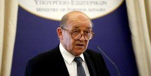 Fransa Dışişleri Bakanı, Barzani ile görüştü