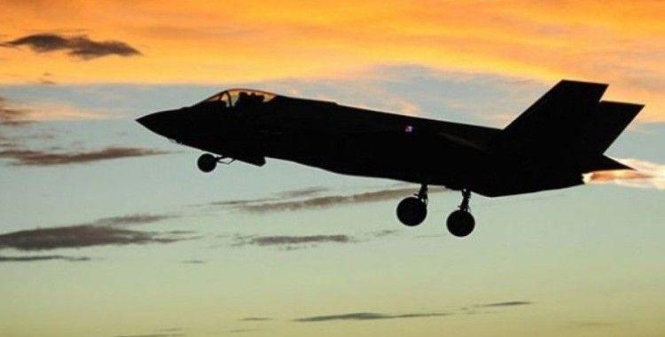 KKTC'de Yunan savaş uçakları tahriki