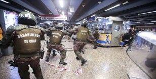 Şili'de 'acil durum' ilan edildi