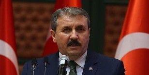 BBP  Başkanlık Divanı BBP Lideri Mustafa Destici başkanlığında toplandı