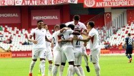 Süper Lig: Antalyaspor: 0 - Gençlerbirliği: 5 (İlk yarı)