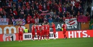 Bayern Münih, Augsburg deplasmanından 1 puanla döndü