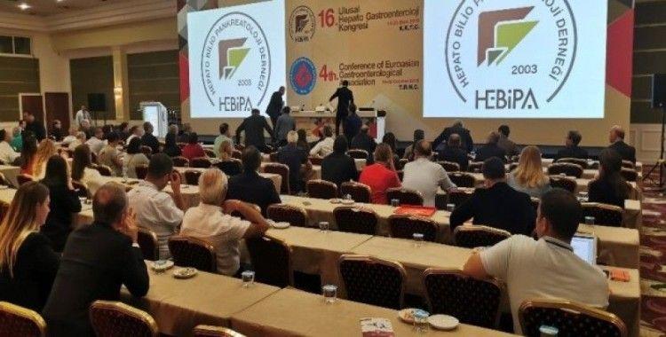 KKTC'de 16.Ulusal Hepato Gastroenteroloji Kongresi düzenlendi