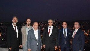 KKTC Ekonomi ve Enerji Bakanı Taçoy, Kastamonu'da OgünTV sorularını cevapladı