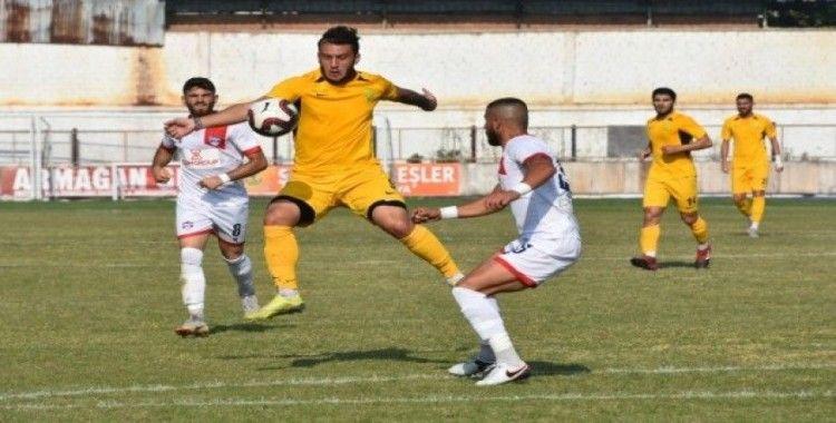 Aliağaspor FK deplasmandan 1 puanla döndü