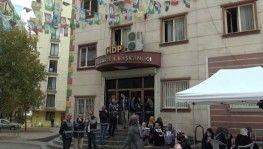 HDP önündeki evlat nöbeti 49'uncu gününde