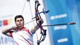 Milli okçu Süleyman Araz'ın hedefi Avrupa şampiyonluğu