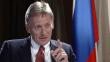 """Kremlin sözcüsü Peskov: """"Putin ve Erdoğan yalnızca Suriye'yi görüşmeyecek"""""""