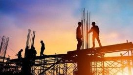 İnşaat maliyet endeksi aylık yüzde 0,73 düştü