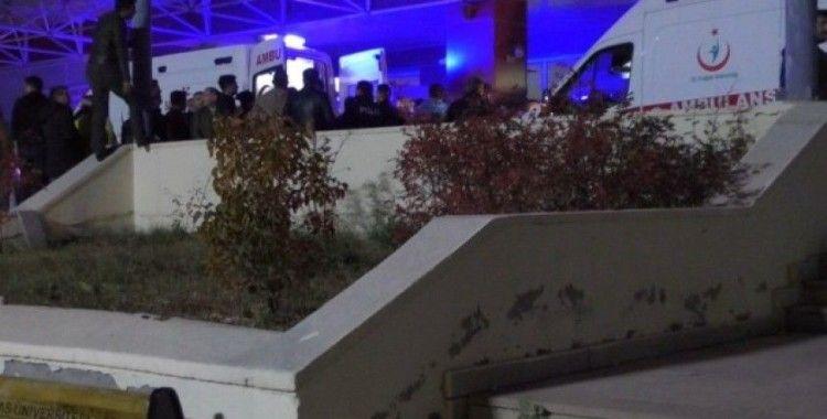 Kağızman'da yaralanan 3 asker Kars'a getirildi