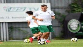 """Atanasov: """"Sahada oynadığım zaman bütün yüreğimi ortaya koyuyorum"""""""