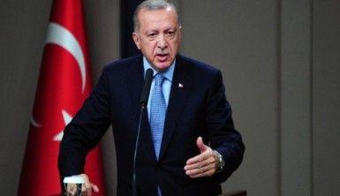 Cumhurbaşkanı Erdoğan Barış Pınarı Harekatımızda 775 terörist etkisiz hale getirilmiştir