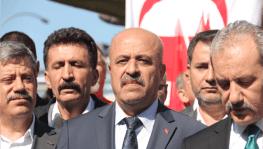 """""""PKK üzerinden bir terör koridoru oluşturulması hesabına darbe vurulmuştur"""""""