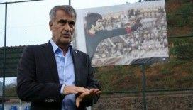 """Şenol Güneş: """"Türk futbolunun gelişimi için yeniden yapılanma gerekiyor"""""""