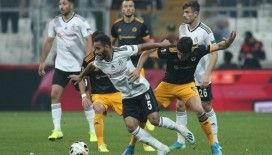 Beşiktaş'ın Avrupa'da 219. randevusu