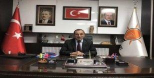 AK Parti İl Başkanı Dağtekin'den 29 Ekim mesajı