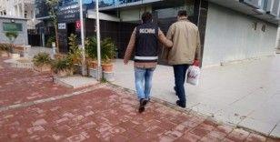 Antalya'da FETÖ operasyonlarında 60 kişi gözaltına alındı