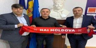 Moldova'nın yeni Teknik Direktörü Engin Fırat