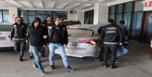 Edirne'de uluslararası 'uyuşturucu' operasyonu