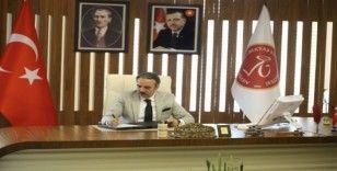 Rektör Bağlı, Cumhuriyet Bayramı mesajı yayımladı