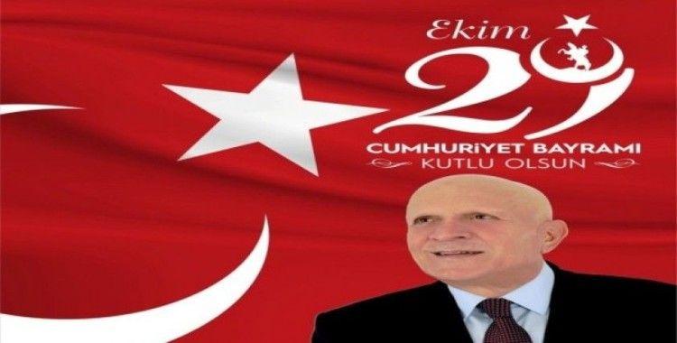 Başkan Pekmezci'den Cumhuriyet Bayramı mesajı