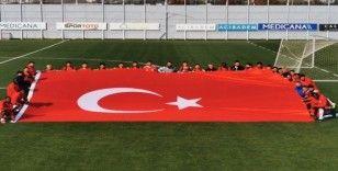Sivasspor'da Cumhuriyet Bayramı coşkusu