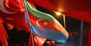 Cumhuriyetin 96. yıl dönümü Azerbaycan'da coşkuyla kutlanıyor