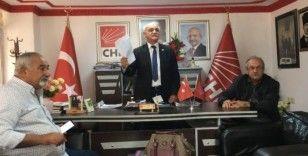 """CHP'li Bitirgeç: """"İstifa etmem için baskı yapıyorlar iş teklif ediyorlar"""""""