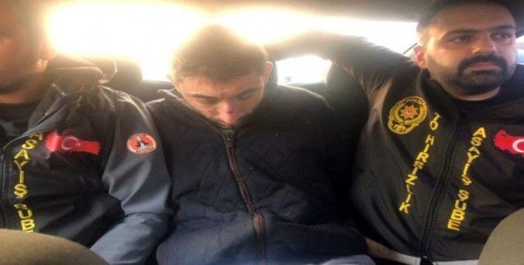 """Ambulans hırsızlığının şüphelisinin ilk ifadesi: """"Hava soğuktu o yüzden"""""""
