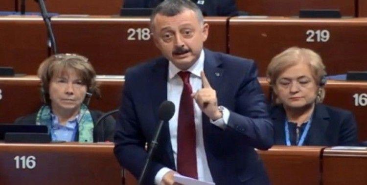 Kocaeli Büyükşehir Belediye Başkanı'ndan Avrupa Konseyi'nin skandal raporuna ret