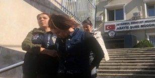Kadıköy'de yakalanan hırsızın suç dosyası hayrete düşürdü