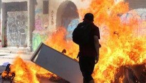 Şili'deki gösterilerde ölenlerin sayısı 20'ye yükseldi