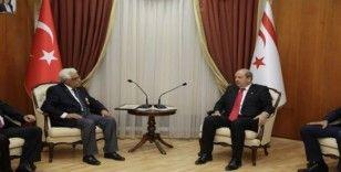 """KKTC Başbakanı Tatar: """"KKTC'nin varlığı, Türkiye'nin güvenliği için de önemlidir"""""""