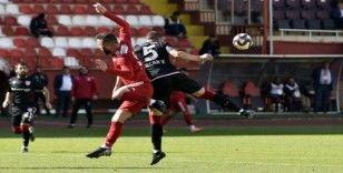 Ziraat Türkiye Kupası: Gümüşhanespor: 0 - Yılport Samsunspor: 3