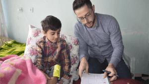 Babayla yaşamak isteyen çocuktan hakime duygulandıran mektup