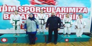 Sivaslı judoculardan uluslararası başarı